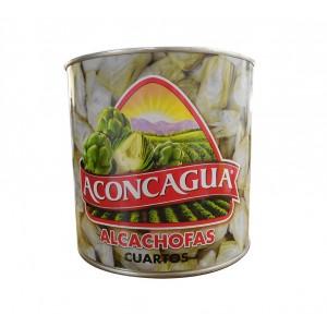 Alcachofas 2,5kg en Cuartos
